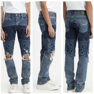 NWT LEVI'S MADE & CRAFTED 511 Selvedge Jeans 29x34